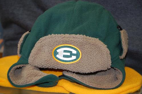 Hat Fleece Klondike Ear/Chin Flaps