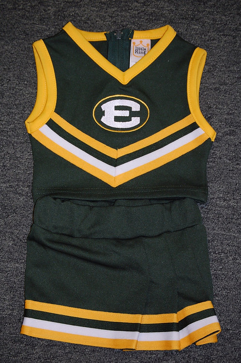 Cheer Outfit 2-Piece