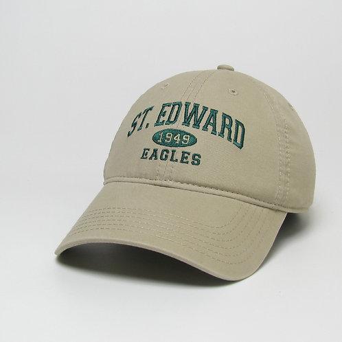 Cap EZL Twill 1949 SE Eagles Khaki