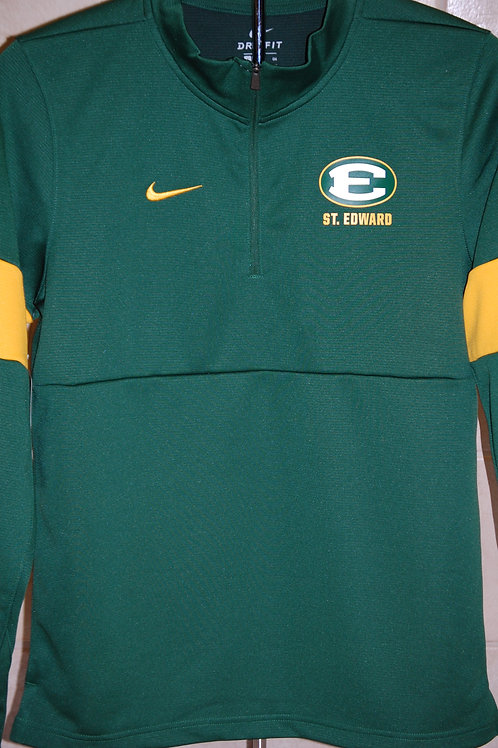 1/2 Zip Nike Coach's Pullover