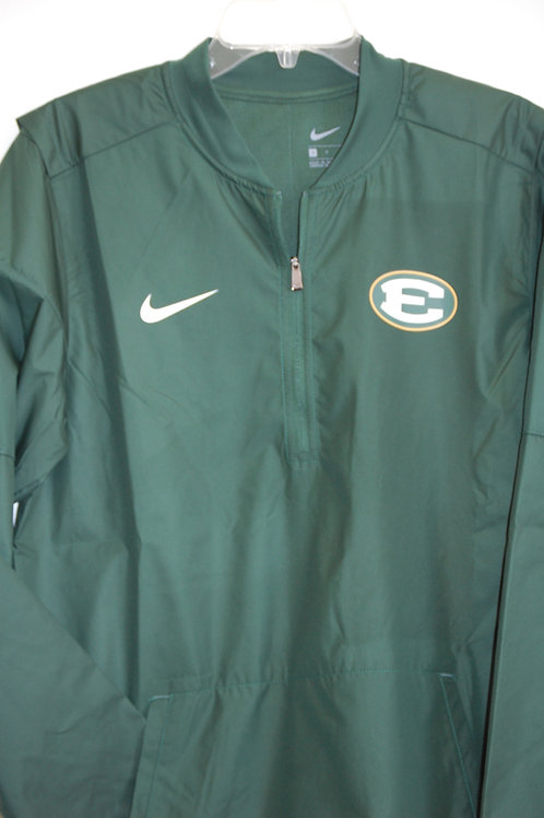 Jacket 1/4 Zip Nike Lockdown Green