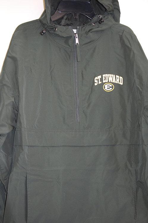 Jacket Pullover Packable 1/4 Zip