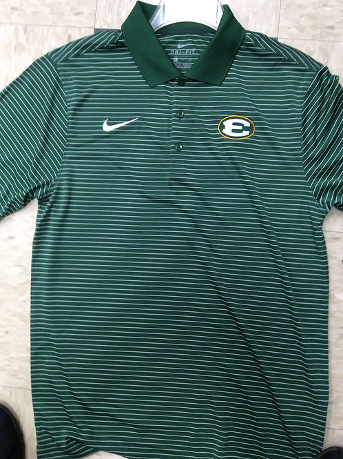 Polo Nike Stadium Stripe Green