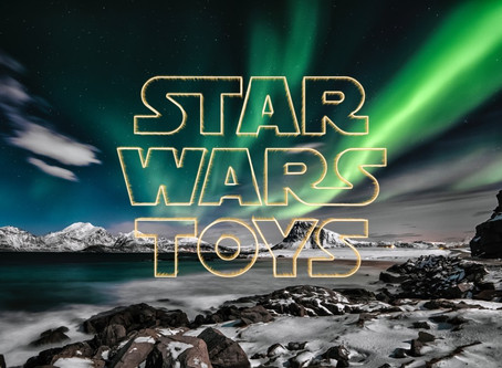 Star Wars Toys have the Force !