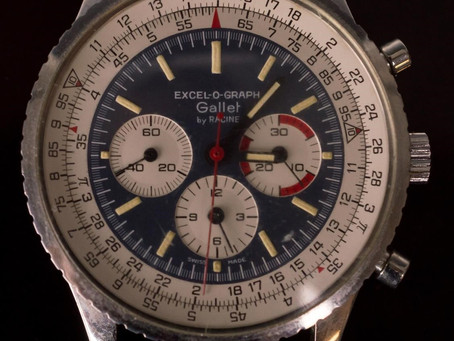 Stylish Vintage Watches Doing Well at Auction