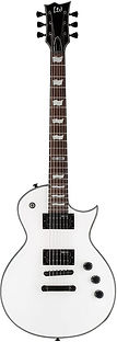 ESP LTD EC-256 Electric Guitar, Snow Whi
