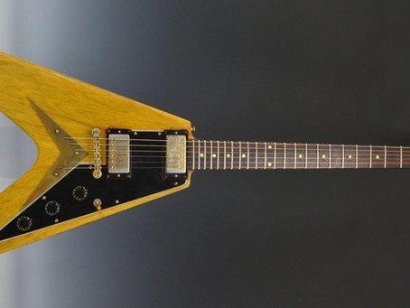 Guitars Rock at Auction!
