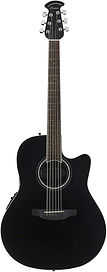 Ovation 6 String Acoustic-Electric Guita