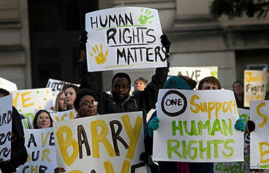 Human rights and students
