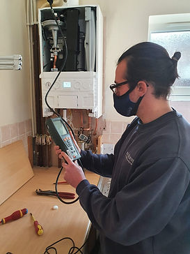 Home boiler installation and comission | Ideal Logic