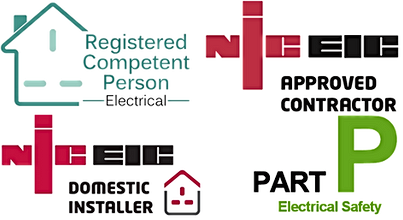 Electrically Competent, NICEIC Approved Contractor