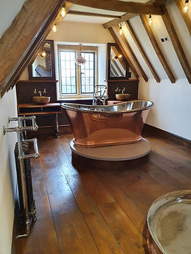 Bespoke bathroom installation