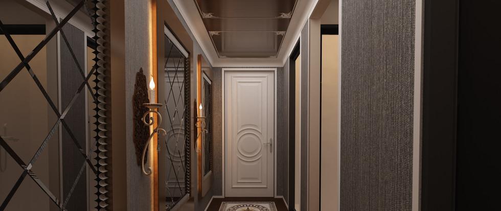 spa koridor