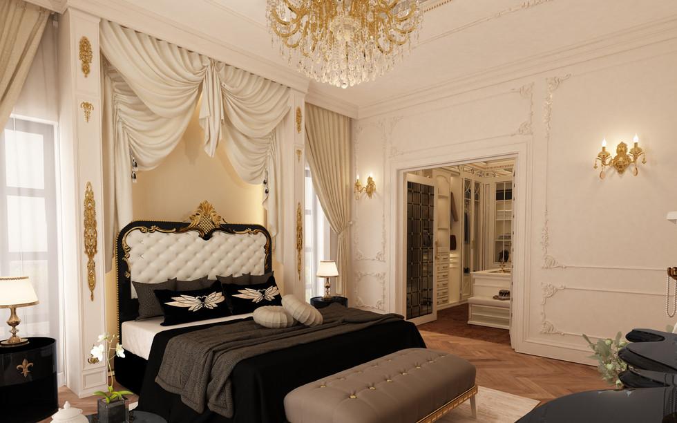 ebeveyn yatak odası