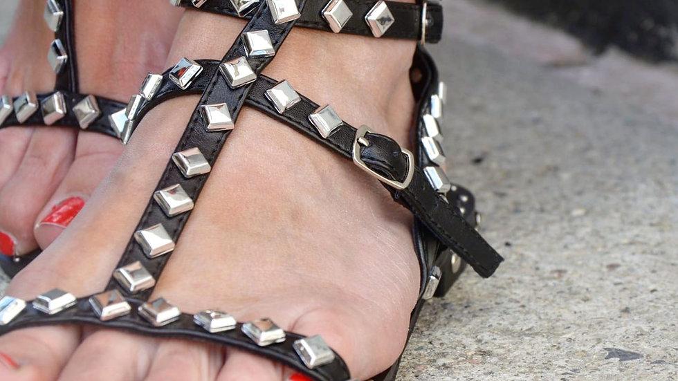 """Einzigartig. Sandalen """"Gladness"""""""