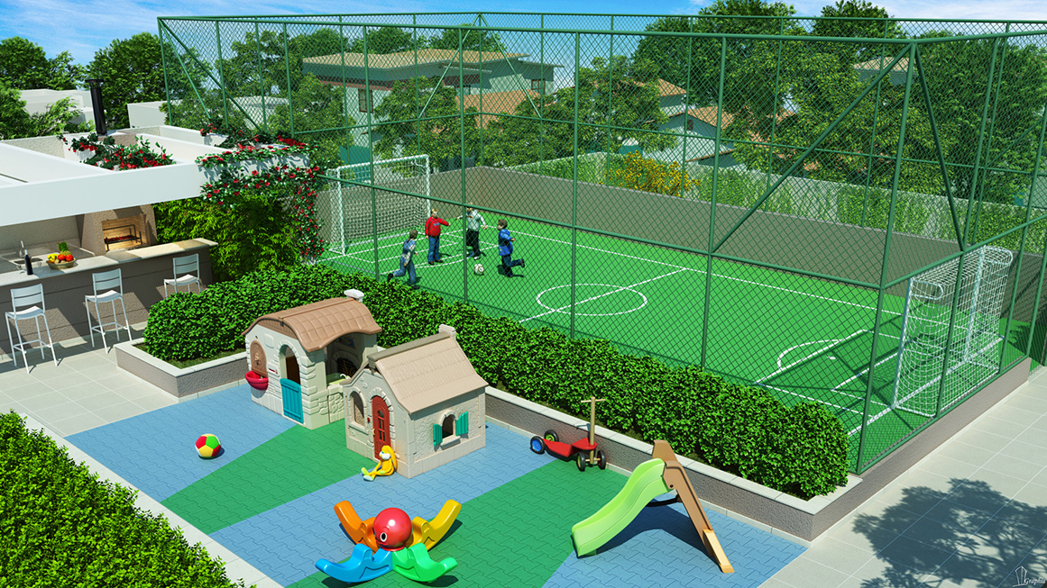 Playground e Mini Quadra