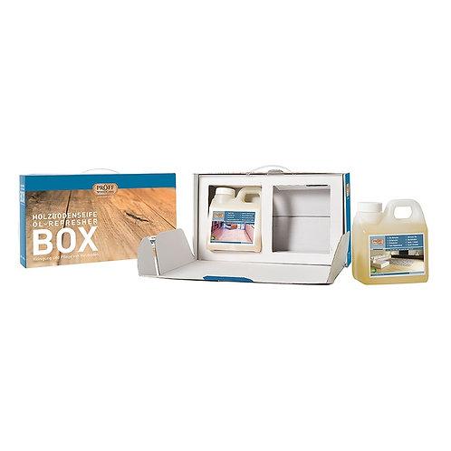 Proff Woodcare Pflege-Box