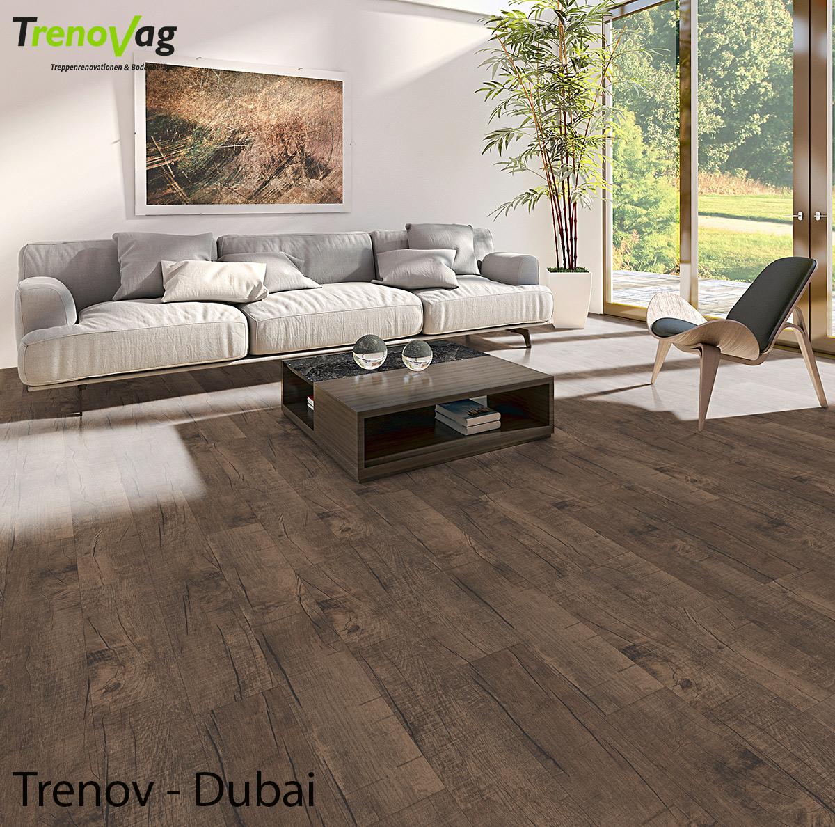 Trenov - Dubai, Vinyl, Trenov-Vinyl, Designboden, Vinylboden, Vinyl verlegen, Vinylfussboden, Boden