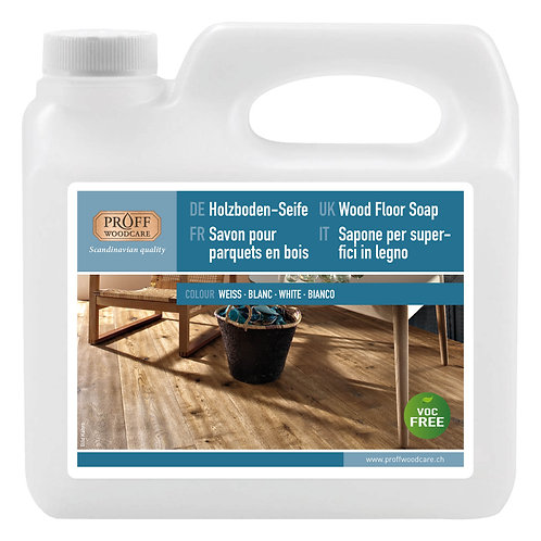 Proff Woodcare Holzboden-Seife