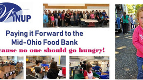 We're raising money for the Mid-Ohio Foodbank!