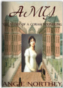 Front cover of Amy, The Story of a Coram Foundling