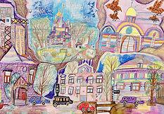 Тема занятия: Прогулка по старому городу Колибри Рязань