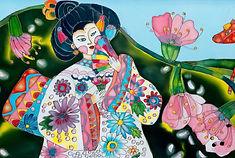 Тема занятия: игра в японские куклы Колибри Рязань
