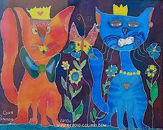 Тема занятия: Мартовские коты Колибри Рязань