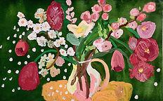 В разделе Живопись представлены живописные работы учеников студии Колибри