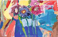 Тема занятия: Все оттенки красоты Колибри Рязань