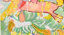 Выставка в Театре Кукол