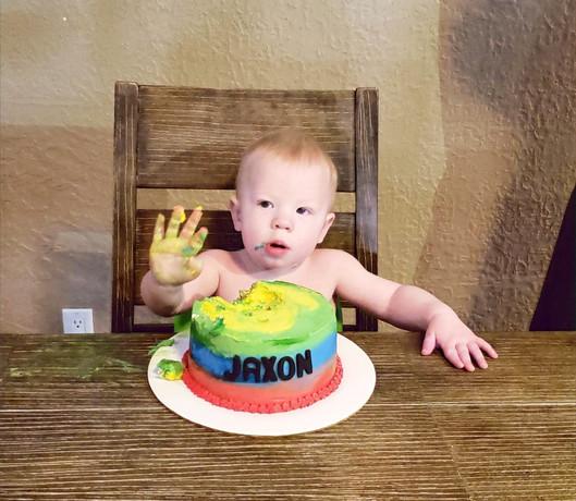 Best 1st birthday ever!