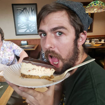 The Right Way to Eat Cheesecake