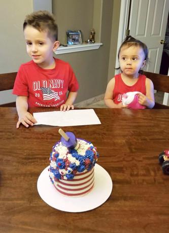 Patriotic Babies