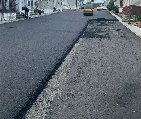 Howard Paving & Excavating New Jersey Pavement Work Commercial Road Street Town