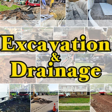 Howard Paving & Excavating New Jersey Excavation & Drainage Gallery