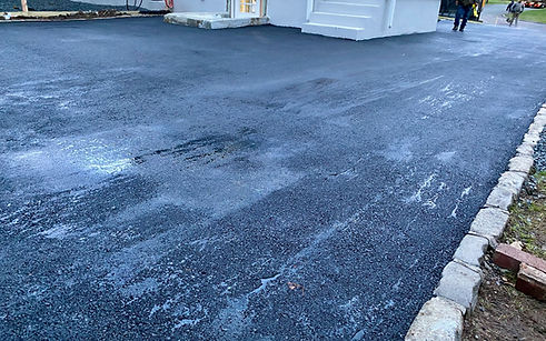 Howard Paving & Excavating New Jersey After Pavement Work