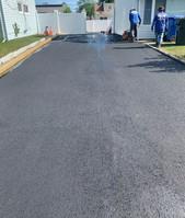 New Asphlat Driveway South Plainfield