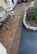 Paver patio, walkway, asphalt driveway, Belgium Blocks.