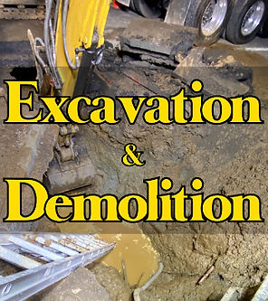 Howard Paving & Excavating New Jersey Residential Commercial Industrial Residential Excavation & Demolition