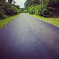 Repave Asphalt Roads Duke Farms  Hillsborough Somerset