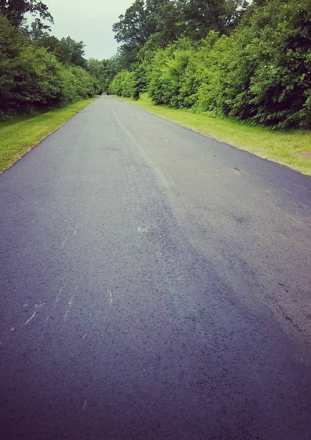 Repave Asphalt Roads Duke Farms  Hillsborough Somerset
