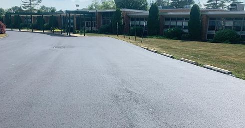 Howard Paving & Excavating New Jersey Pavement Work St Joe's School Municipal Industrial