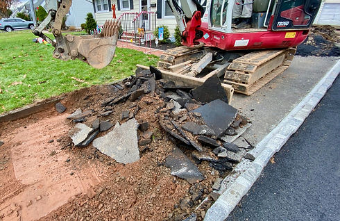 Howard Paving & Excavating New Jersey Residential Commercial Industrial Excavation Demolition