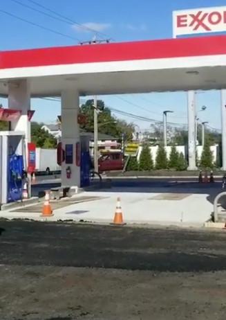 Exxon rt. 35 Sayreville NJ