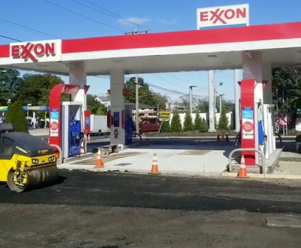 Exxon rt. 35 Sayreville NJ
