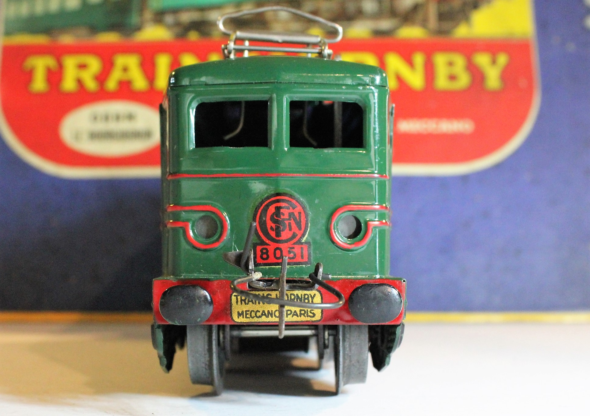 French Hornby OBB Locomotive