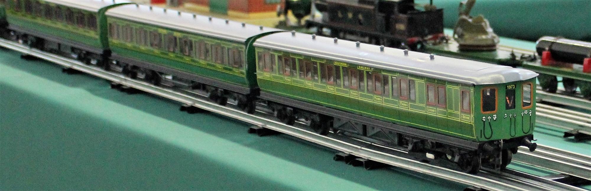 ACE Southern Railways EMU