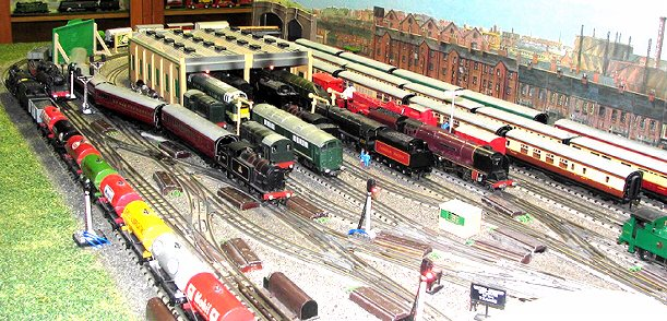 Layout Engine Shed