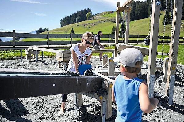 Dovolená v Rakousku s dětmi - užijte si to